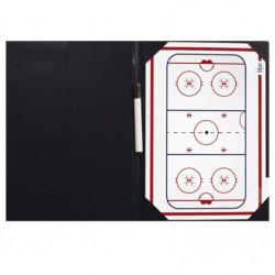 Blue Sports mappa per allenatore da hockey da 2. parti - Din A4