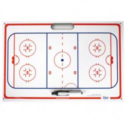 Blue Sports bordo per allenatore da hockey - 40 x 60cm