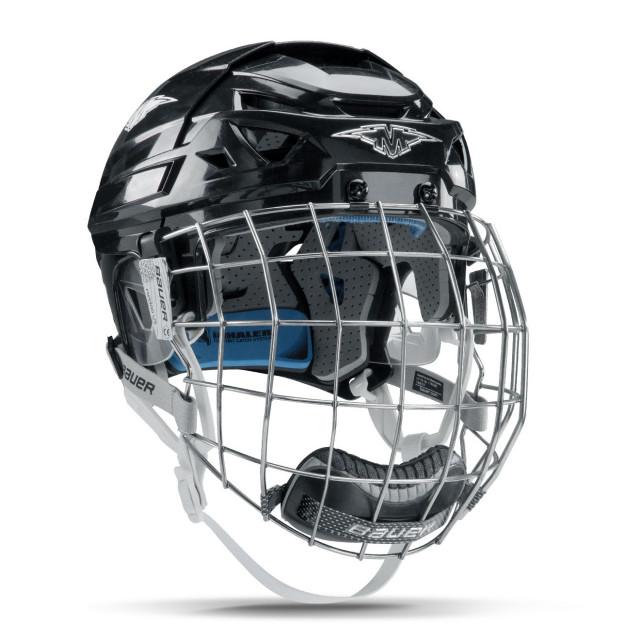 Mission Inhaler Combo casco per hockey - Senior