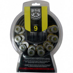 BSB 608ZZ ABEC 9 cuscinetti per pattini inline