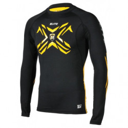 Elite Gel maglia con maniche lunge per hockey - Senior