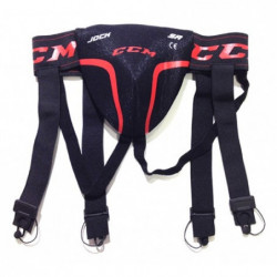 CCM Protector/Garter Belt conchiglia - Junior