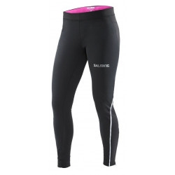 Salming Wind Thermal leggings da corsa donna - Senior