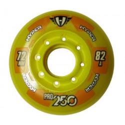 Hyper Pro 250 ruote per pattini per inline hockey
