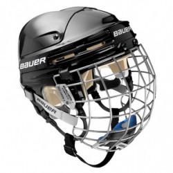 Bauer 4500 combo casco con griglia per hockey - Senior