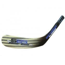 Base Scream S65 ABS spatola in legno per hockey - Senior