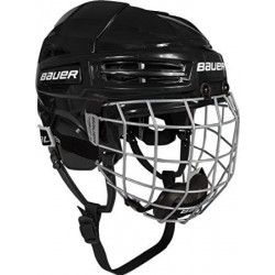 Bauer IMS 5.0 combo casco con griglia per hockey - Senior