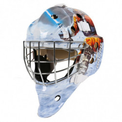 "Bauer NME 3 Star Wars ""Luke"" casco portiere per hockey - Senior"