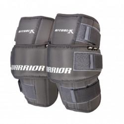 Warrior Ritual X ginocchiere portiere per hockey - Junior