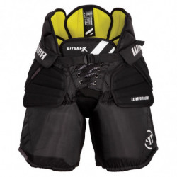 Warrior Ritual X pantalone portiere per hockey - Junior