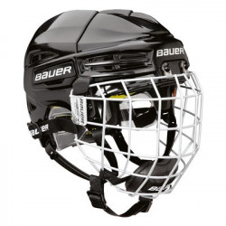 Bauer RE-AKT 100 Combo casco per hockey - Youth