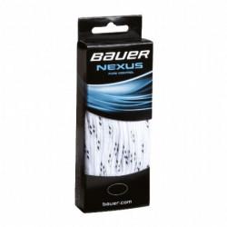 Bauer Nexus lacci - Bianco