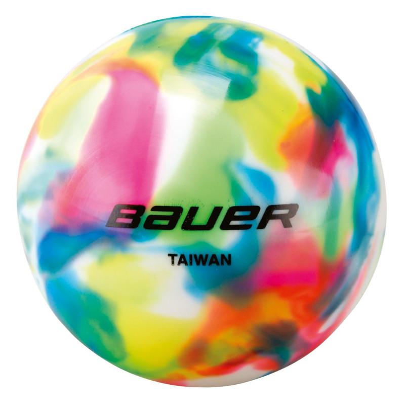Bauer multicolor palla per hockey