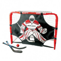 Bauer porta per hockey set