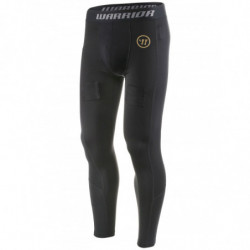 Warrior Dynasty Nutt Hutt Compression larghi pantaloni con conchiglia per hockey - Senior