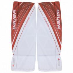 Bauer Supreme S190 paragambe portiere per hockey - Intermediate