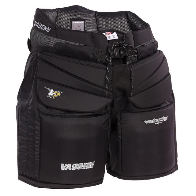 Vaughn Velocity XF PRO pantalone portiere per hockey - Senior