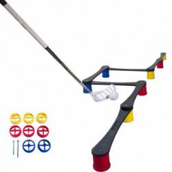 Mohawke stick handling tool