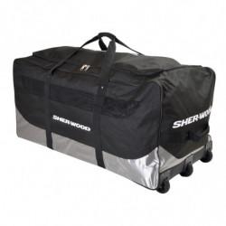 Sherwood GS650 borsa hockey per portiere su ruote - Senior