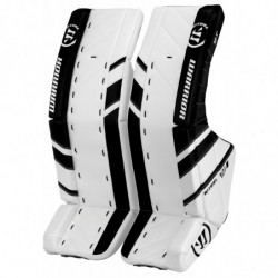Warrior Ritual G3 paragambe portiere per hockey - Intermediate