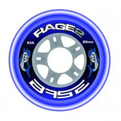 Base Outdoor Rage 2 ruote per pattini per inline hockey
