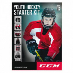 CCM Kit per bambini per hockey - Kids