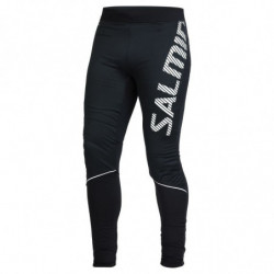 Salming Thermal Wind leggings da corsa uomo - Senior