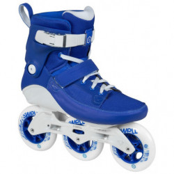 Powerslide Swell Trinity Royal Blue 100 pattini inline fitness - Senior