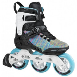 Powerslide Phuzion Trinity Argon pattini inline fitness per donne 110 - Senior