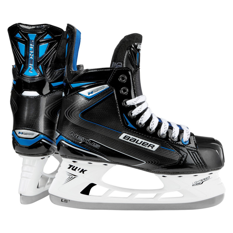 Bauer Nexus N2900 Senior pattini da ghiaccio per hockey - '18 Model