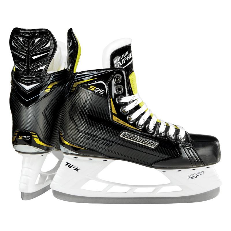 Bauer Supreme S25 Junior pattini da ghiaccio per hockey - '18 Model