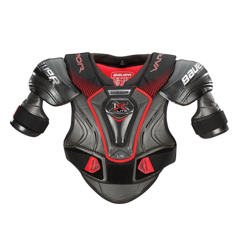 Bauer Vapor 1X LITE Junior paraspalle per hockey - '18 Model