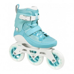 Powerslide Swell Aqua 110 pattini inline fitness - Senior