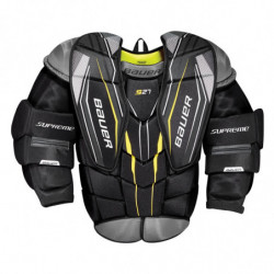 Bauer Supreme S27 Junior paraspalle portiere per hockey - 18 'Model