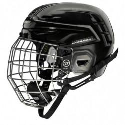 Warrior Alpha ONE Combo casco per hockey - Senior