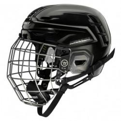 Warrior Alpha ONE PRO Combo casco per hockey - Senior