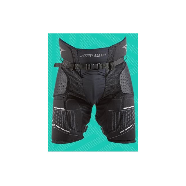 Mission Girdle Core roller hockey pants - Senior