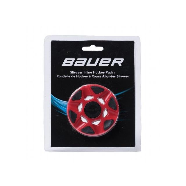 Bauer SlivVver disco per roller hockey