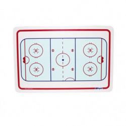Berio bordo per allenatore da hockey - 15 x 10cm