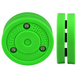 Green Biscuit disco per roller hockey